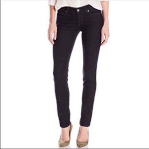 Paige Skyline Skinny Twilight Wash Jeans